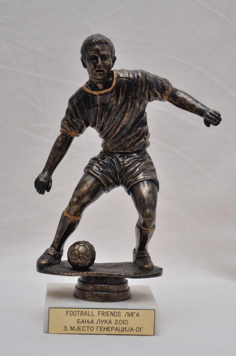 Фудбал френдс лига - 3.мјесто (2010)