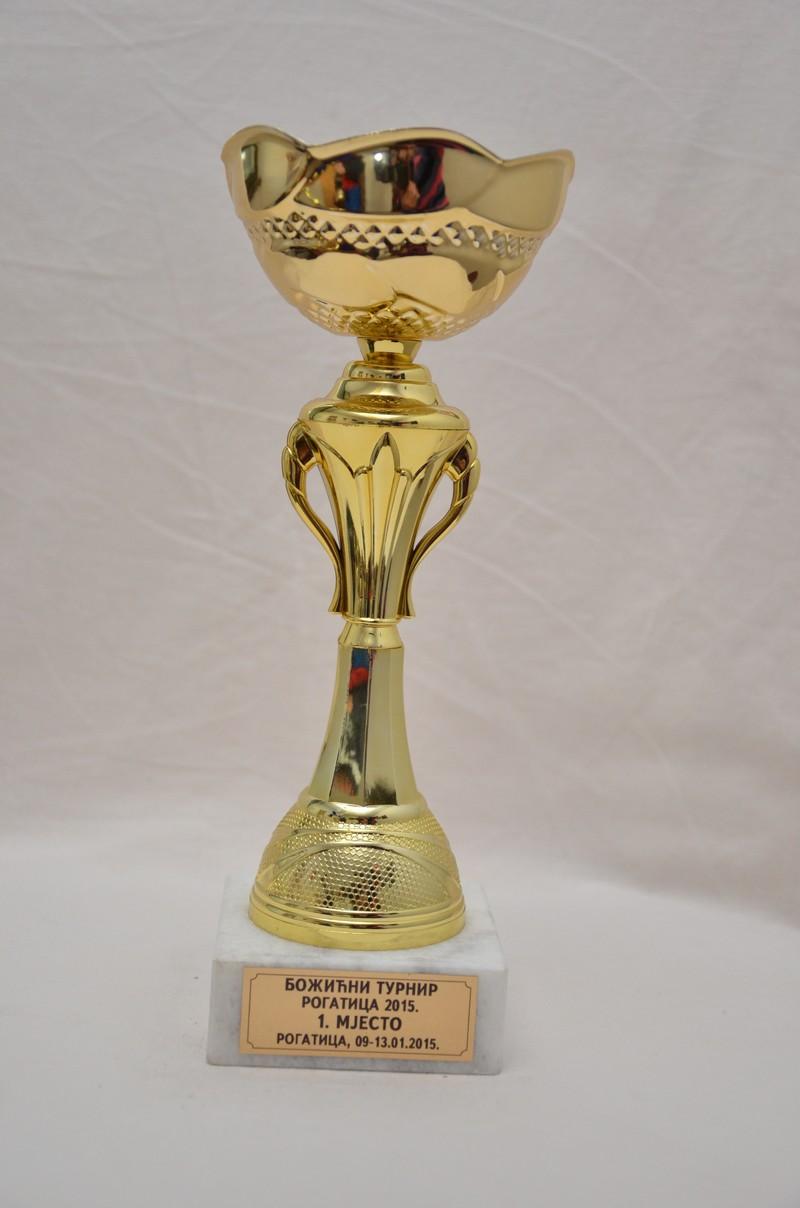 Божићни турнир - 1.мјесто (2015)