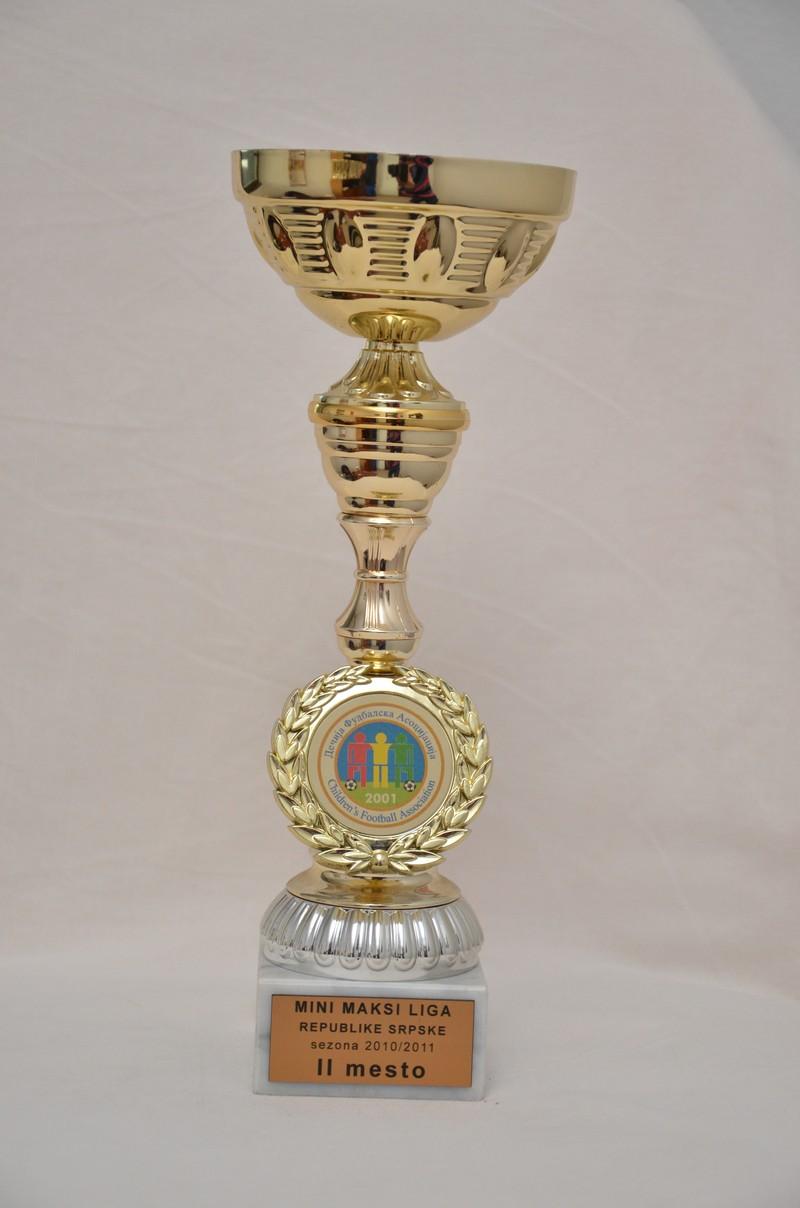 Мини макси лига - 2.мјесто (2010/2011)