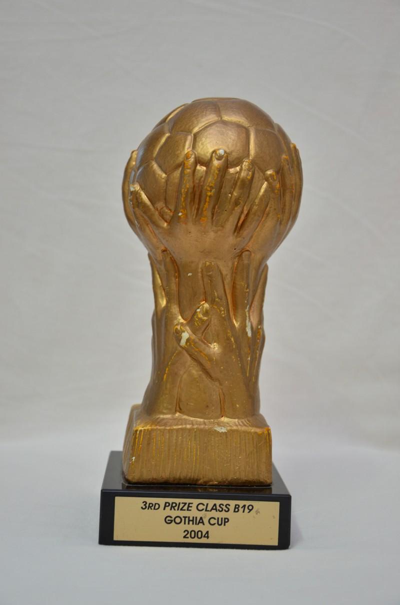 Gothia Cup - 3.мјесто (2004)